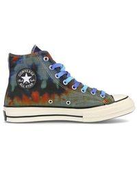 Converse Zapatos Azul Para Hombre Project Titled Mix Match 168752 C