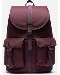 Herschel Supply Co. Dawson Light Backpack Plum - Purple