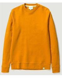 Norse Projects Vagn Cotton Sweatshirt - Multicolour