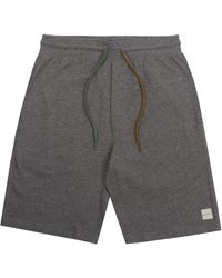 Paul Smith Organic Cotton Jersey Short - Grey