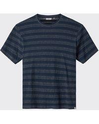Minimum T-shirt Asker - Blu
