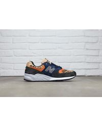 New Balance Camouflage 999 Duck Made In Usa Shoe - Multicolor