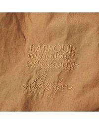 Barbour Double veste décontractée en coton Stone McCean - Multicolore