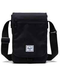 Herschel Supply Co. Lane Messenger Bag Schwarz