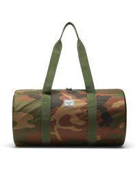 Herschel Supply Co. Camouflage Duffle Packable - Vert