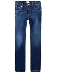 Levi's Jean 510 Skinny - Azul
