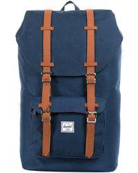 Herschel Supply Co. Little America Backpack azul