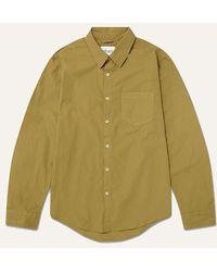 Albam Gysin Dijon Mens Shirt - Vert