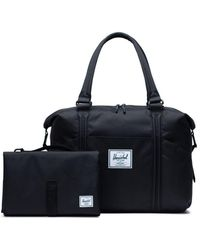 Herschel Supply Co. Bolso tote Sprout Strand negro