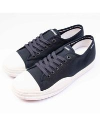 Tretorn Racket Canvas Shoes Navy/white - Blue