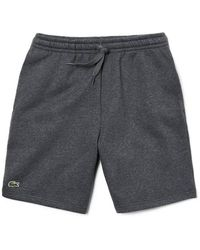 Lacoste Https://www.trouva.com/it/products/-charcoal-sport-jog-shorts-gh-2136 - Grigio