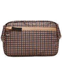 SELECTED Check Bum Bag - Multicolore