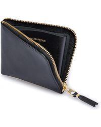 COMME DES GARÇONS PLAY Cdg Classic Leather (black Sa3100)