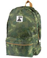 Poler Stuff Pack camouflage vert camo