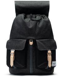 Herschel Supply Co. - Black Crosshatch Dawson 10233 02442 Backpack - Lyst