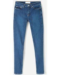 Samsøe & Samsøe Jeans Alice Blu Indaco Pallido 11363