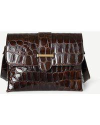 Samsøe & Samsøe Aldiss Bag Brandy Brown - Multicolor