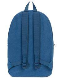 Herschel Supply Co. Navy Daypack Cotton Casuals Backpack - Blue