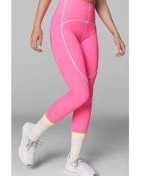 adidas By Stella McCartney True Strength Yoga Tight Solar Rosa