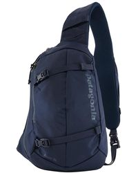 Patagonia 8l Navy Atom Sling Classic Backpack - Blue