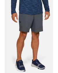 "Under Armour Vanish 8"" Shorts - Gray"