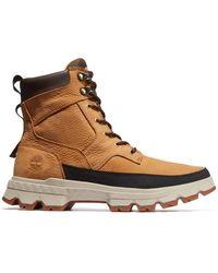 Timberland Originales ultra impermeable bota trigo nubuck - Marrón
