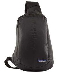 Patagonia Ultra Light Black Hole Backpack Sling - Black