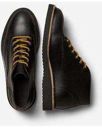 SELECTED Selected Hiking Chukka Boot - Black