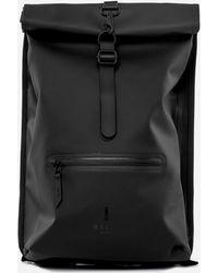 Rains Mochila con mochila negra - Negro