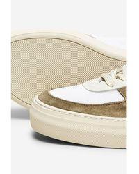 SELECTED Zapatos portivos Grape Khaki Duran Retro - Multicolor