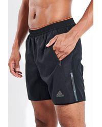 adidas Sábado Two In One Ultra Shorts Negro