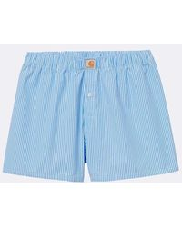 Carhartt Cotton Boxers - Blue