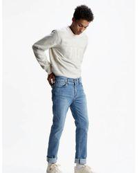 Levi's East Lake Pantalon 511 Slim pour homme - Bleu