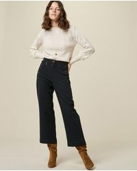 Sessun Nema Sailor Trousers - Multicolour