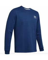 Under Armour Maillot Sportstyle Terry hombre - Azul
