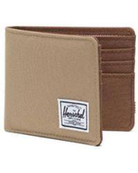 Herschel Supply Co. Kelp Saddle Brown Rfid Roy Wallet