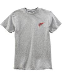 Red Wing Red Wing 95081 Archive Logo camiseta gris claro