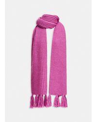 Essentiel Antwerp Apple Scarf Purple - Pink