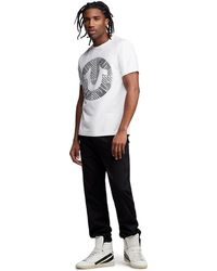 True Religion Geno Slim Blackout Jean 32 Inseam