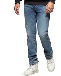 True Religion Ricky Straight Jean - Blue