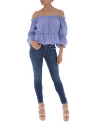 "Dondup - Jeans ""monroe"" - Lyst"