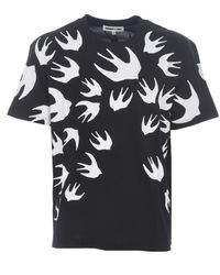 McQ T-shirt Alexander ueen - Nero