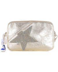 """Golden Goose Deluxe Brand Borsetta a tracolla """"star bag"""" - Metallizzato"""
