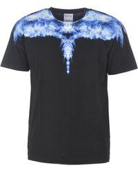 "Marcelo Burlon T-shirt ""Smoke Wings"" - Nero"