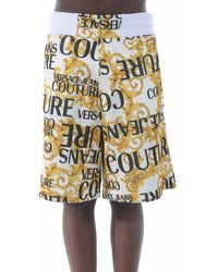 """Versace Jeans Couture Shorts Couture """"sprous baroque"""" - Multicolore"""