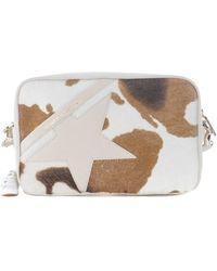 """Golden Goose Deluxe Brand Borsetta a tracolla """"star bag"""" - Multicolore"""