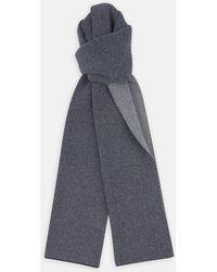 f1026873ac0c3 Men's Turnbull & Asser Scarves and handkerchiefs Online Sale - Lyst