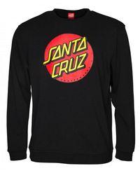 Santa Cruz Classic Dot Crew - Multicolour