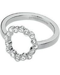 Dyrberg/Kern - Vivian Flower Style Ring - Lyst