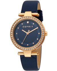 Esprit Rose Gold Women Watches - Blue